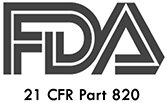 SRC Medical is FDA 21 CFR Part 820 Registered
